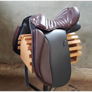 Selle de Randonnée Type Dressage NEW CONT, ZALDI