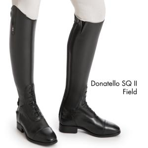 Bottes d'Equitation TREDSTEP Donatello SQ II SHORT REG TALL