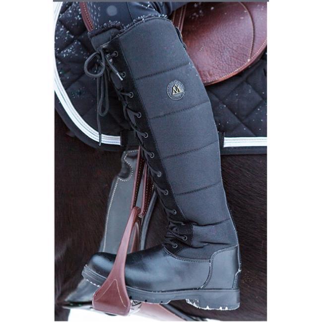 bottes equitation fouree
