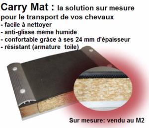 tapis mousse anti glisse pour plancher camion au m. Black Bedroom Furniture Sets. Home Design Ideas