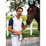 Polo MOUNTAIN HORSE Homme Quick Dry SCOTT