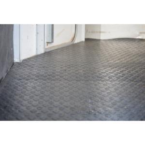 tapis caoutchouc pour plancher de van ifor williams hb506 2 places. Black Bedroom Furniture Sets. Home Design Ideas