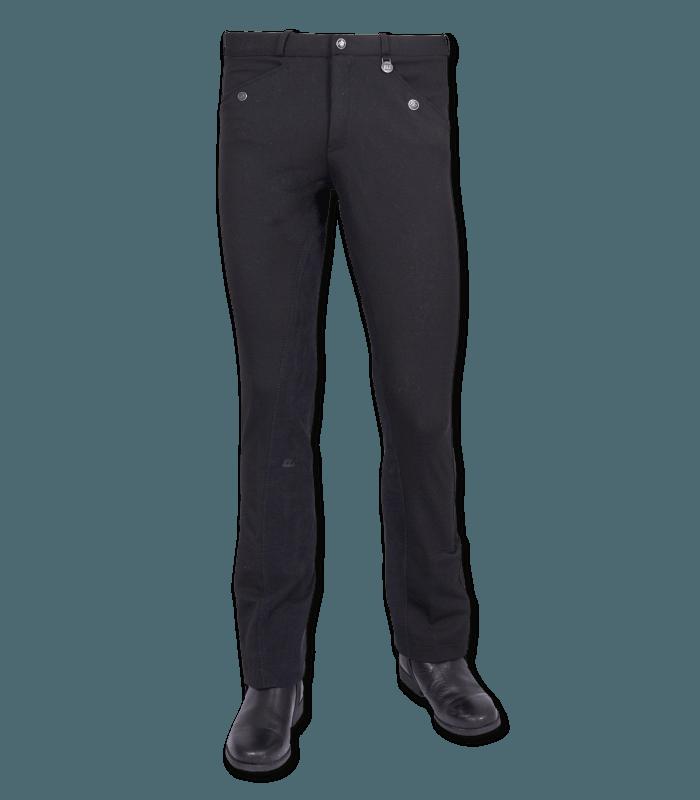Jodhpur Peau Paris MicroElt Pantalon De Fond Homme 76fYygvb