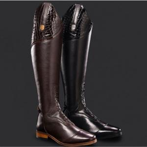 Bottes Concours Cuir SOVEREIGN Lux, MOUNTAIN HORSE