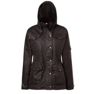 Parka Type BARBOUR Homme, Femme MOUNTAIN HORSE OILSKIN