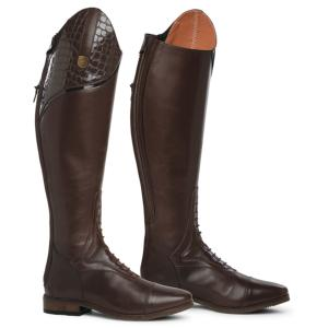 Bottes d'Equitation Cuir SOVEREIGN Lux, MOUNTAIN HORSE