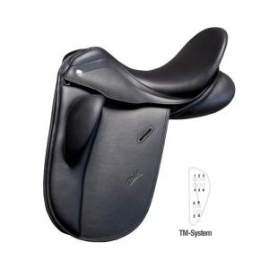 Selle de Dressage DRIM Configurable à Arçon Réajustable, ZALDI