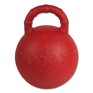 Ballon Type JOLLY BALL pour Cheval au Box