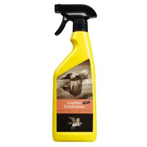 Baume Spray Nourrissant Cuirs de Sellerie - étape 2, B & E LEATHER