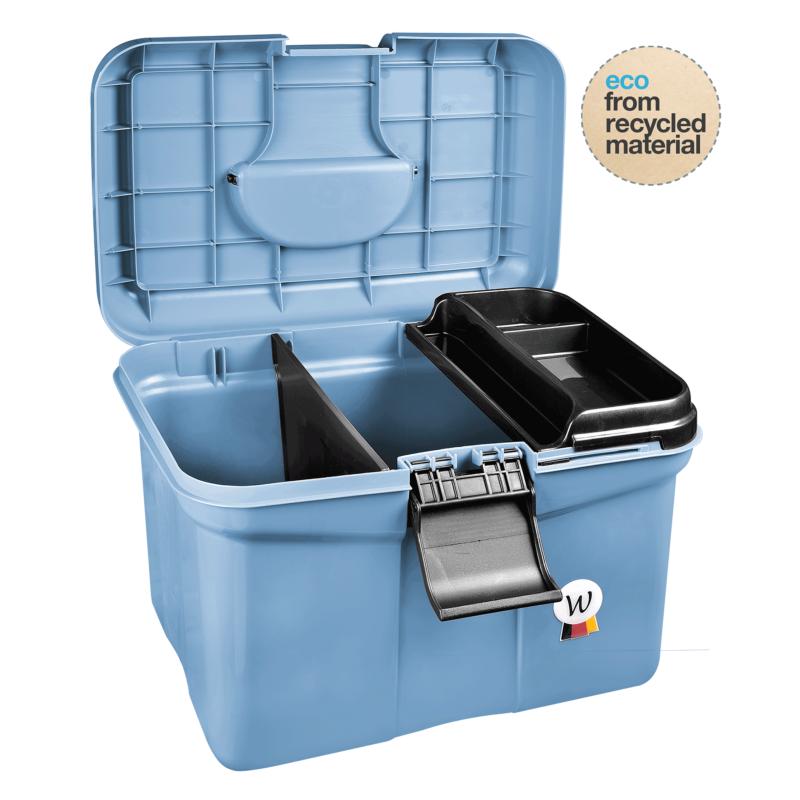 coffre de pansage montoir en plastique recycle waldhausen